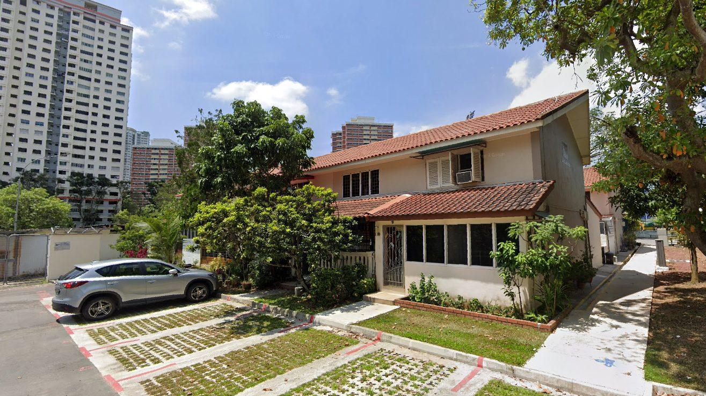 An HDB Terrace House