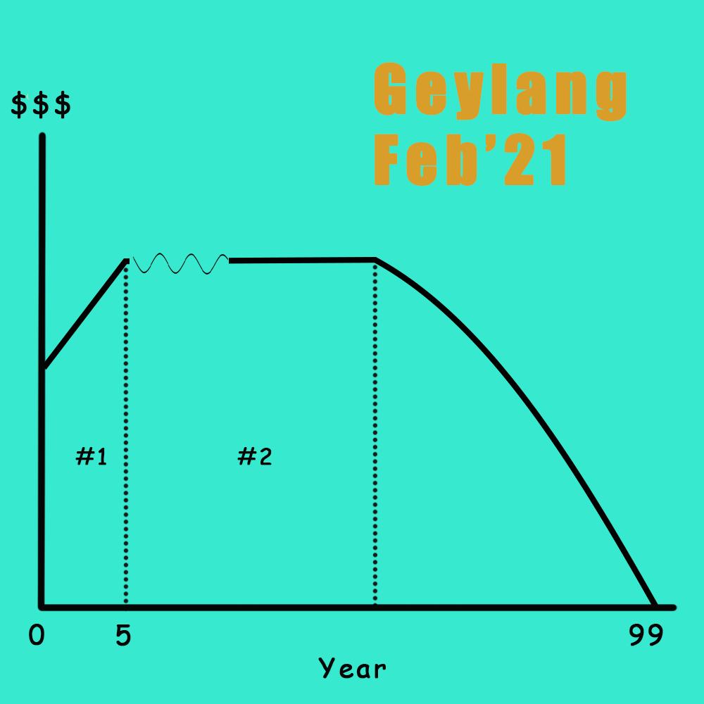 BTO lifespan of Geylang BTO